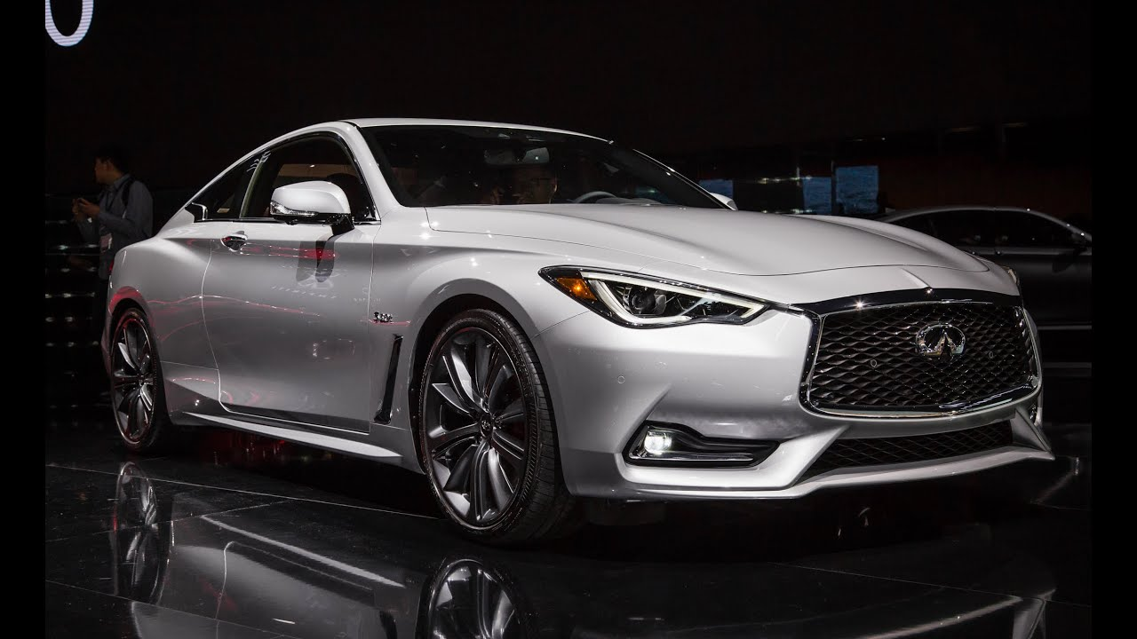 Review Car 2017 Infiniti Q60 Specs Price And Rating