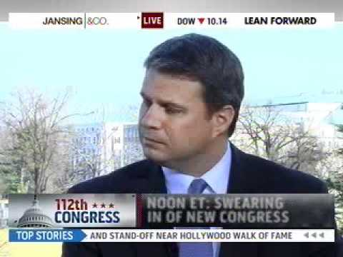 Huizenga Discusses Repealing Health Care with Chris Jansing on MSNBC