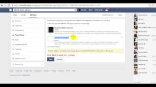 tutorial memasukkan admin tambahan di fanspage