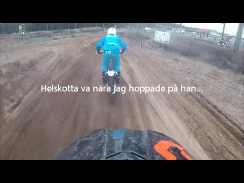 170318 MXFORFUN Målilla Motocrossbana