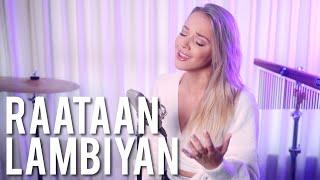 "RAATAAN LAMBIYAN (""From Shershaah"") - Tanishk Bagchi, Jubin Nautiyal, Asees Kaur [English Cover]"