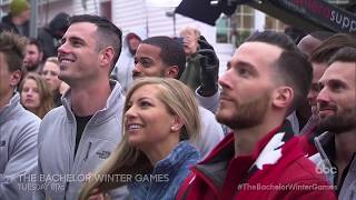 Opening Ceremony - The Bachelor Winter Games