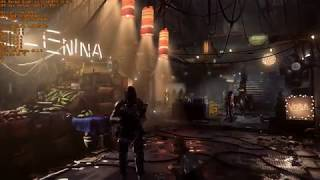 Deus Ex Mankind Divided - X5650 @ 4.2GHz + RX Vega 56 OC