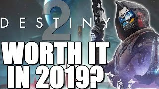 Destiny 2 Two Years Later - Worth it now in 2019?