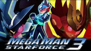 Mega Man Star Force 3 OST - T25: Wave Battle! Ride On!! (Boss Theme)