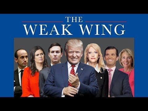 The West Wing: Trump Reboot