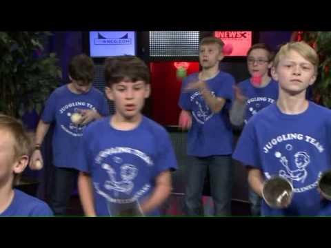 Arlington Elementary Juggling Team