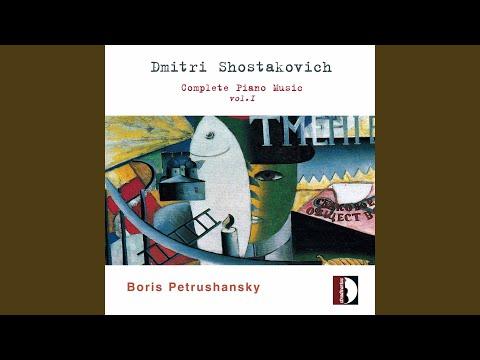 7 Dolls' Dances: No. 5, Waltz Scherzo