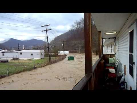 Mount Gay, WV flood