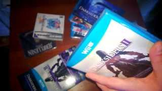 Darksiders 2 Collectors edition Wii U —unboxing. Russian