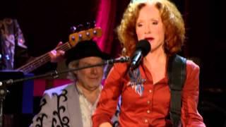 "2012 OFFICIAL Americana Awards - Bonnie Raitt with John Hiatt ""Thing Called Love"""