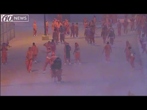 VIDEO: 600 Inmates Riot At Arizona Prison