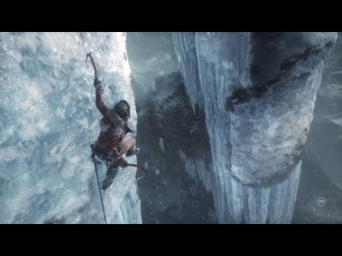 rise of the tomb raider 20 year celebration partie 1 |