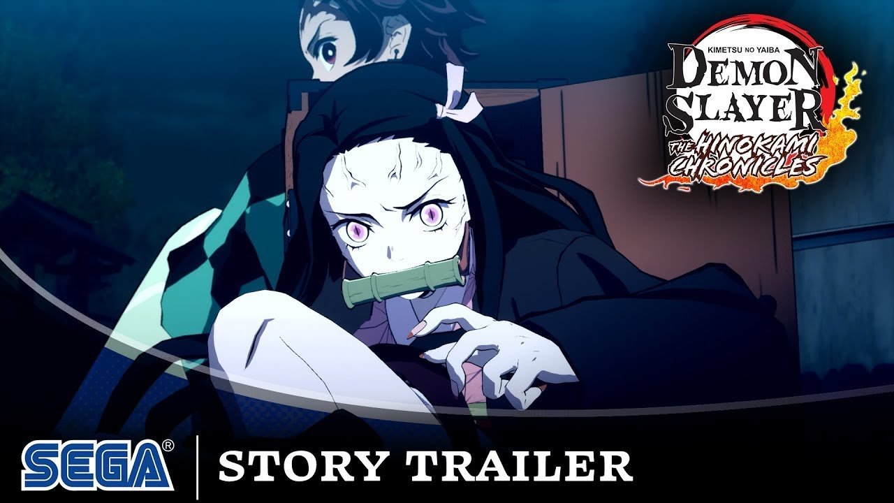 """THE OFFICIAL VIDEO GAME OF """"DEMON SLAYER: KIMETSU NO YAIBA"""" TRAVELS TO THE WEST, 15TH OCTOBER"""