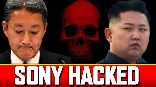Sony Paralyzed By Hackers ★ Attacked By North Korea?