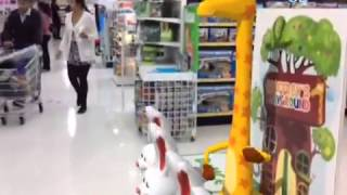 Augmented Reality For Toys R Us, In-store