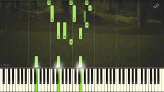 Gabriel's Message [HD real piano]