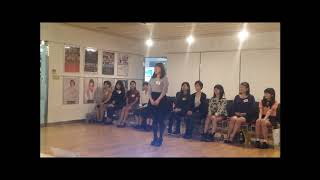 AVILLA STAGE新人所属者たちのオーディション風景の ダイジェスト映像で...