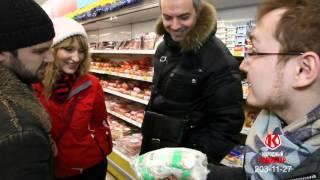 Народный Комиссар # 9: ВНИМАНИЕ! просроченные продукты в Пятерочке у Цирка!!!