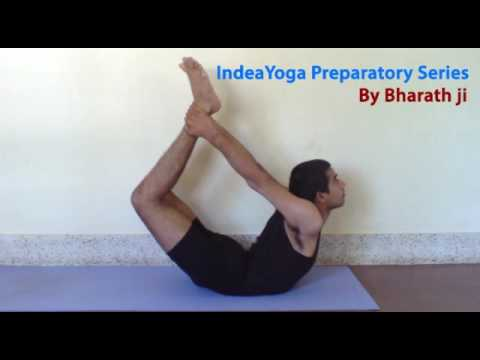 IndeaYoga Preparatory series By Bharathji. Led Class from Mysore Style.