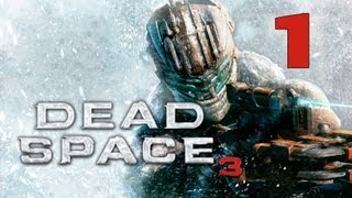 Lets Play Dead Space 3 COOP Deutsch Part 1 German Walkthrough Gameplay 1080p