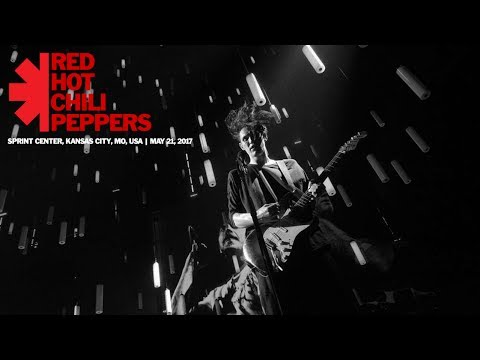 Red Hot Chili Peppers - Guitar Jam #1 (Live at Sprint Center, Kansas City, USA) (Soundboard)