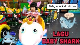 Baby shark sing and dance for kids song ❤ lagu baby shark ❤ baby shark animal song