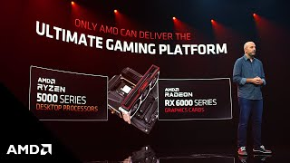 The Ultimate Gaming Platform with AMD Ryzen™ & AMD Radeon™