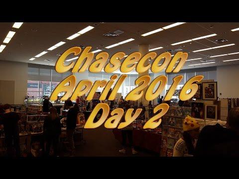 Chasecon April 2016 Sunday Recap Vlog (4K UHD)