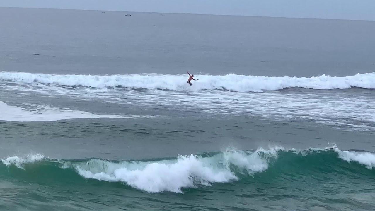 Пляж Dreamland. Бали. Волны
