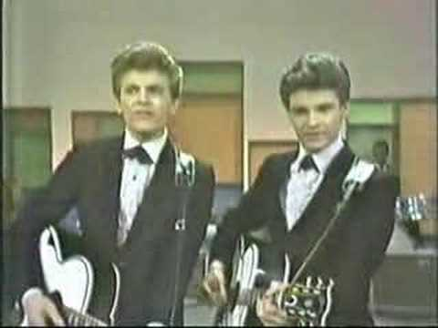 The Everly Brothers - Walk Right Back (Tennese Ernie)