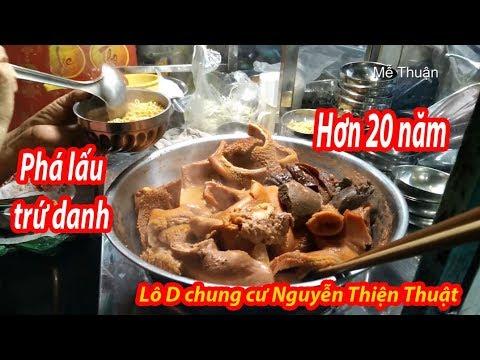 Phá Lấu ngon bá cháy ở chung cư Nguyễn Thiện Thuật | Street Food I Viet Food