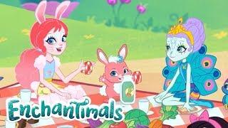 Enchantimals Nederlands | De Enchantimals: Betoverend Everwilde
