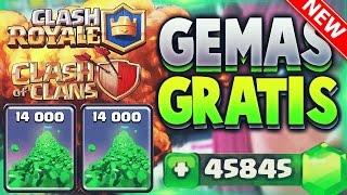 Como conseguir gemas gratis para clash royale o clash of clans, tarjetas de googleplay o itunes 2017