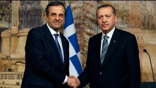Regional rivals talk Turkey and Greece as relations improve