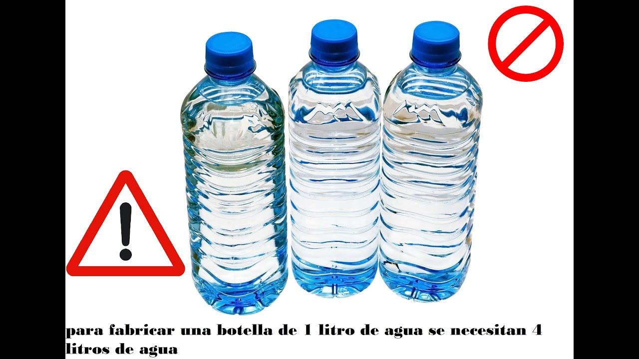 Botella De Agua para fabricar u...