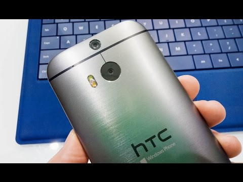 HTC One M8 for Windows and TV remote/IR Blaster