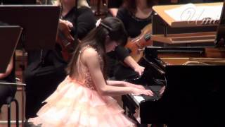 Umi Garrett, 11yr. - Chopin Scherzo No 1 (Latvia)