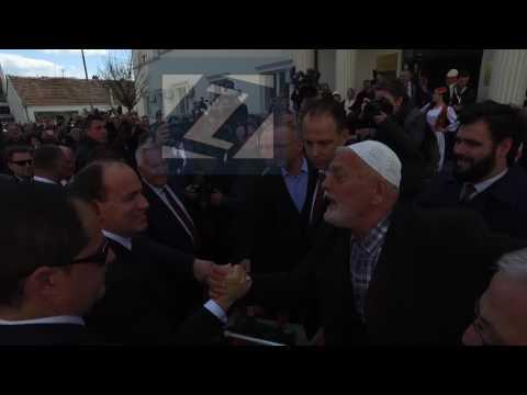 Plaku qe emocionoi Presidentin Bujar Nishani
