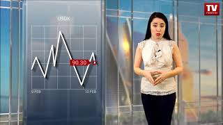 InstaForex tv news: Traders prefer cautious approach  (13.02.2018)