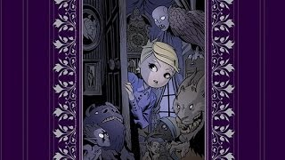 Courtney Crumrin & The Night Things (review) COMIC BOOK SYNDICATE