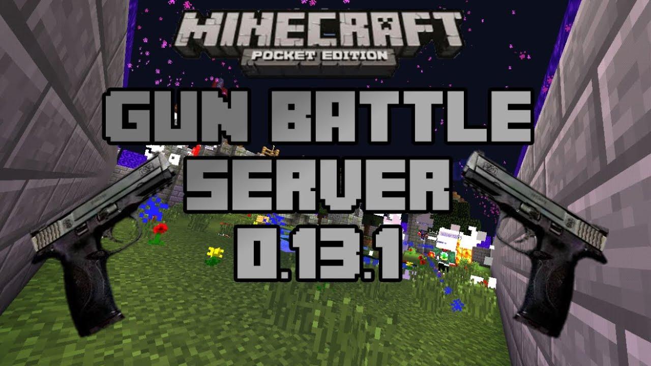 Minecraft Guns Servers - Minecraft Server List