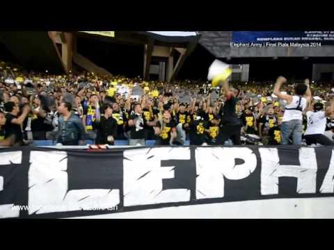 Elephant Army | Amuk Tok Gajah HD - Final Piala Malaysia 2014 By Zain Asri