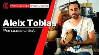 Percussionist ALEIX TOBIAS SABATER - Percupedia Interview Part 1