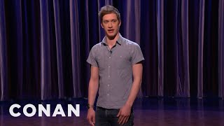 """Daniel just learned that spiders' sexual organs are in their arms. Which puts the """"Spider-Man"""" movies in a different light.  More CONAN @ http://teamcoco.com/video  Team Coco is the official YouTube channel of late night host Conan O'Brien, CONAN on TBS & TeamCoco.com. Subscribe now to be updated on the latest videos: http://bit.ly/W5wt5D  For Full Episodes of CONAN on TBS, visit http://teamcoco.com/video  Get Social With Team Coco: On Facebook: https://www.facebook.com/TeamCoco On Google+: https://plus.google.com/+TeamCoco/ On Twitter: http://twitter.com/TeamCoco On Tumblr: http://teamcoco.tumblr.com On YouTube: http://youtube.com/teamcoco  Follow Conan O'Brien on Twitter: http://twitter.com/ConanOBrien"""