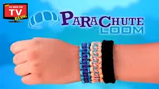 Video Parachute Loom As Seen On TV Commercial Buy Parachute Loom As Seen On TV Parachute Loom Kit download MP3, 3GP, MP4, WEBM, AVI, FLV Agustus 2018