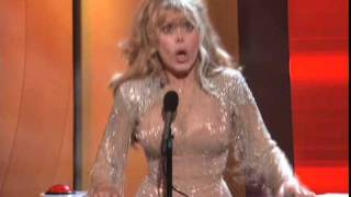 The Sexy Charo tells us about bumps of the goose on her body
