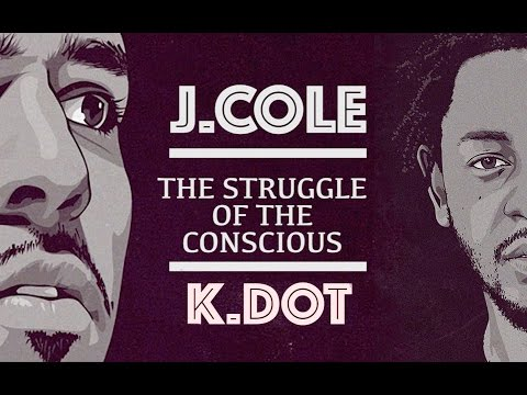 J.Cole & Kendrick Lamar - The Struggle Of The Conscious (Kendrick Lamar, J Cole Type Beat)
