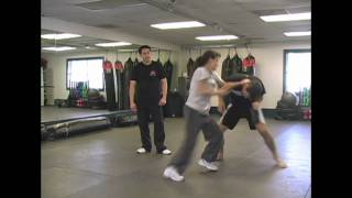 Krav Maga: Basic Fighting Stance: How To Fight, Real Self Defense Techniques