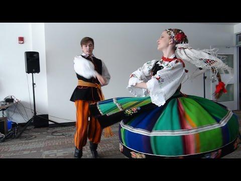 Most Romantic, Beautiful Polish Folk Dance: Kujawiak Oberek